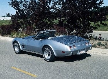 1975 Corvette   My birthday year.   Someday...