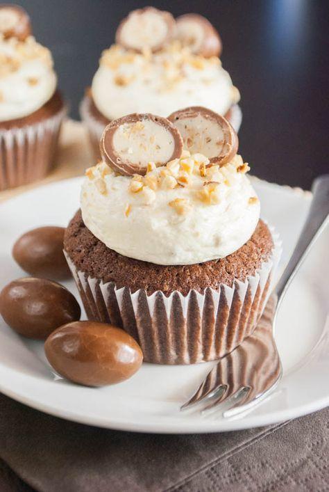 Kinder Schoko-Bon-Cupcakes                                                                                                                                                     Mehr