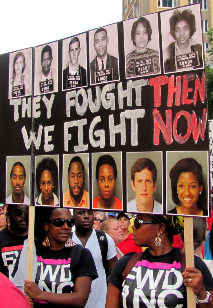 What Happened to the Civil Rights Movement After 1965? Don't Ask Your Textbook