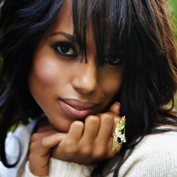Pin By Kerry Dow On Great Hair Tricks And Tips: 502 Best Kerry Washington/Scandal♥ Images On Pinterest