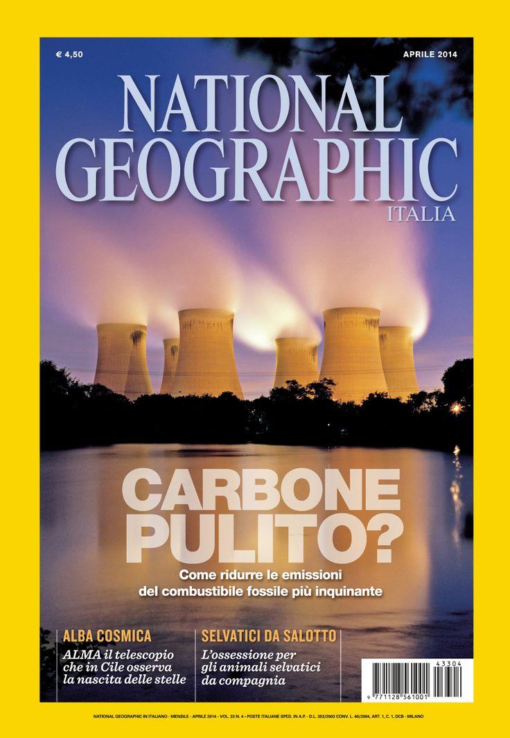 National Geographic Italia, aprile 2014