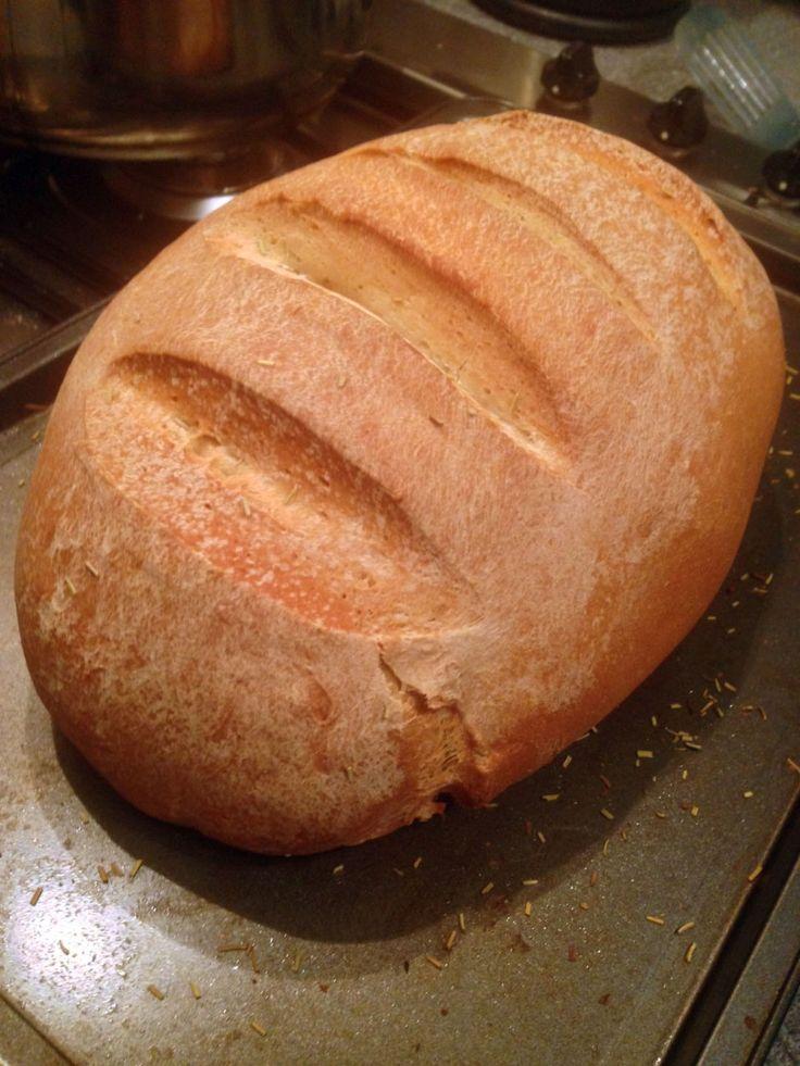 Jamie Oliver basic bread