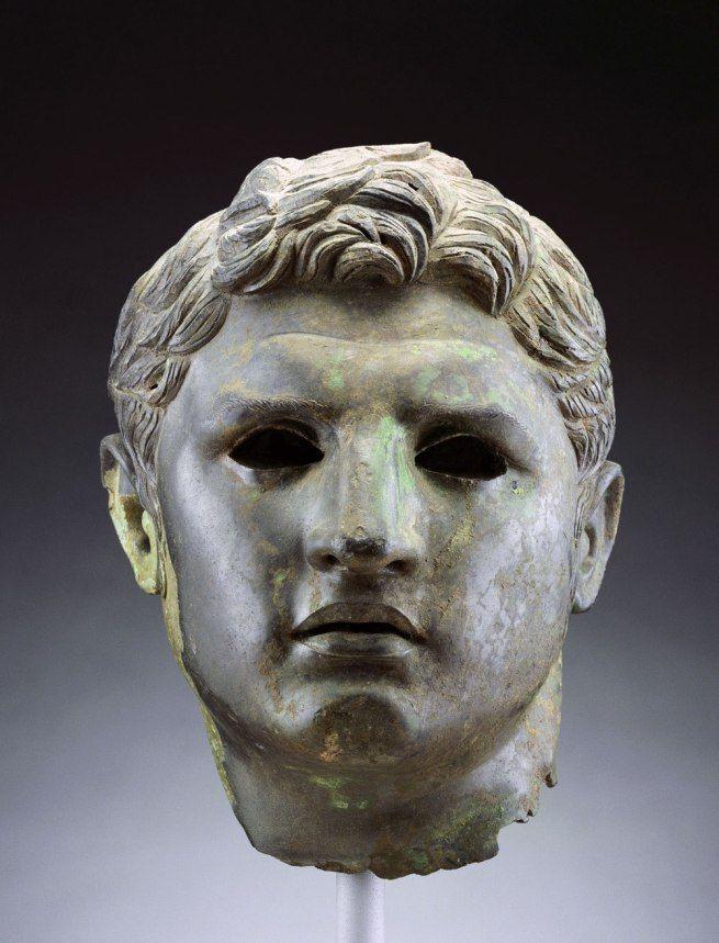 Portrait of a Man 100-1 B.C.