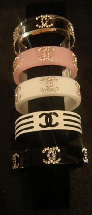 Chanel Bangles ♥✤ | KeepSmiling | BeStayBeautiful