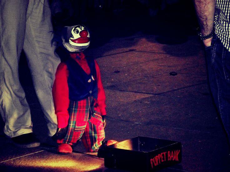 Bankrupt puppet :( (Where? Albufeira - Portugal)