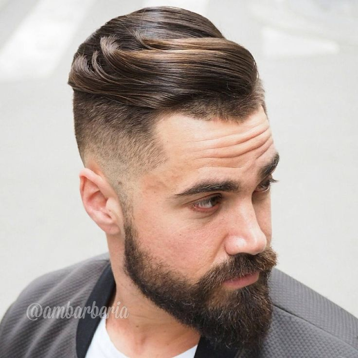 Men S Hairstyles Amp Beards Ambarberia Instagram Photos