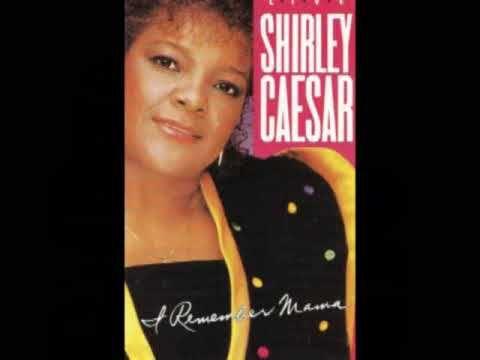 First lady of Gospel Music Rev. Shirley Caesar...