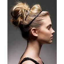 buns for long hair - Google Search