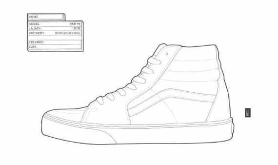 Image result for sneaker colouring book | Sneakers, Popular