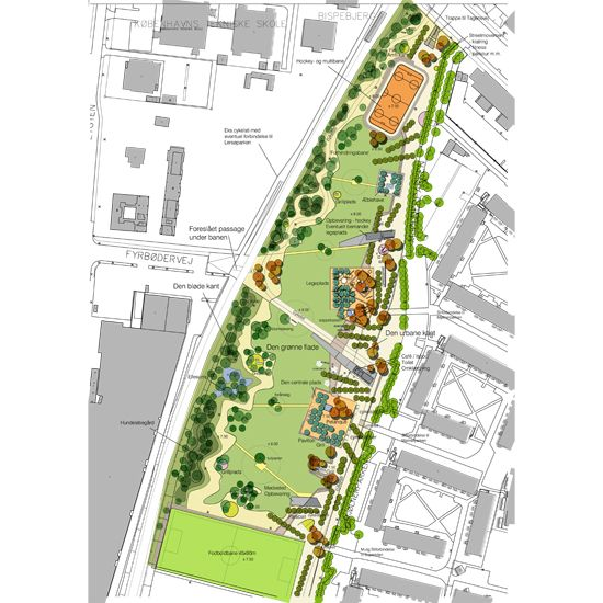 30 best master rendering plan images on pinterest for Dsb landscape architects