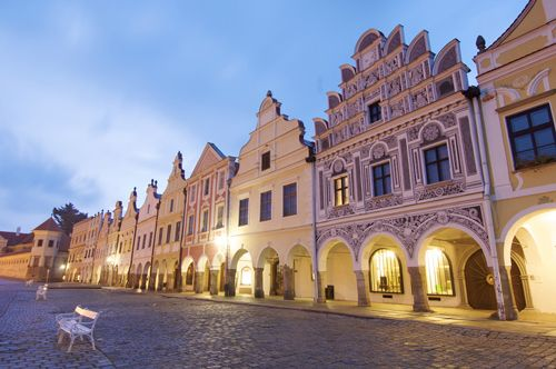 Telčm Czechia #VisitCzechia #Czechia