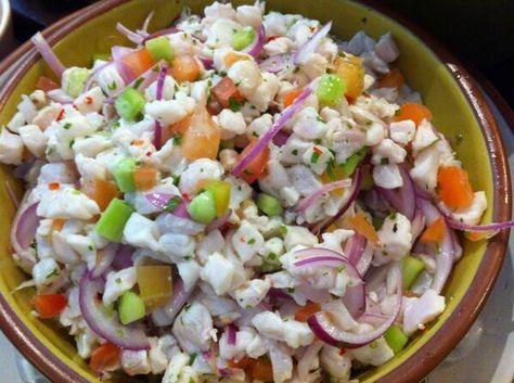 Foto de la receta: Ceviche estilo Sinaloa