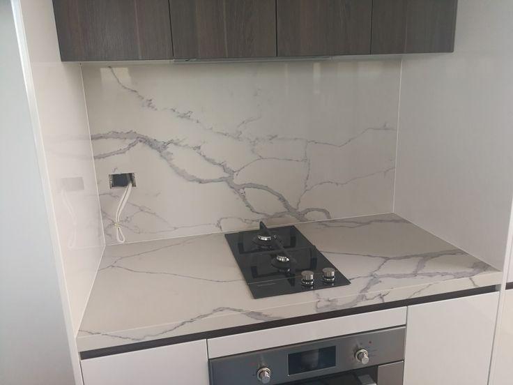 Smartstone Statuario Venato kitchen benchtop by acebenchtops.com.au