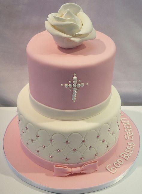 christening cake pictures | Monika Bakes Custom Cakes Portfolio, weddings, 3d cakes, birthdays ...