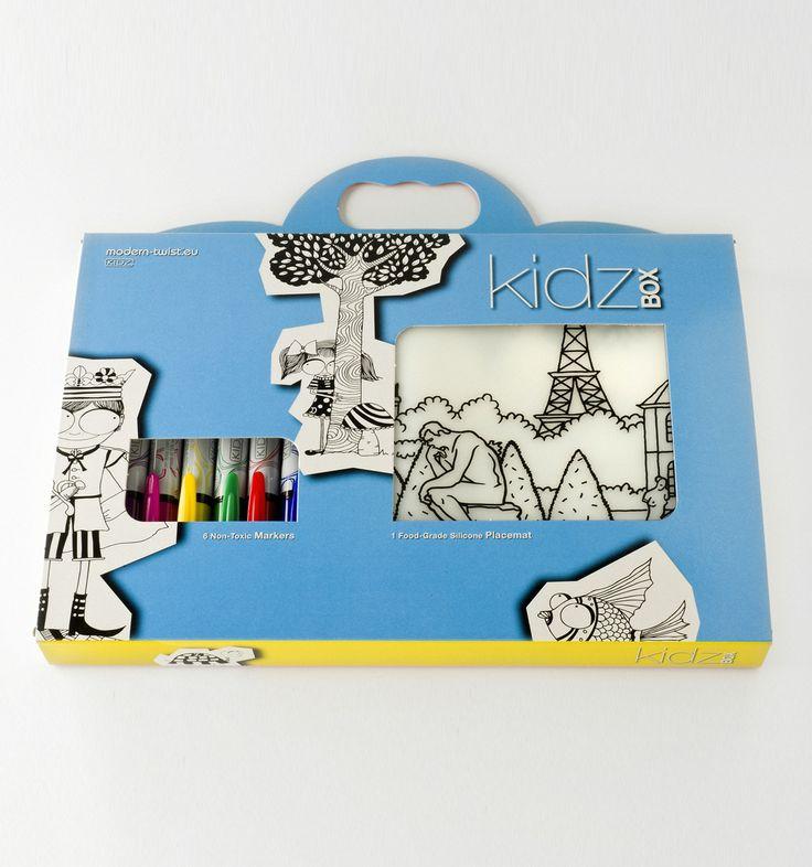 Kidz box, 35 € / © Musée Rodin, photo: Jacques Gavard / http://boutique.musee-rodin.fr/en/new-products/264-kidz-box-musee-rodin.html