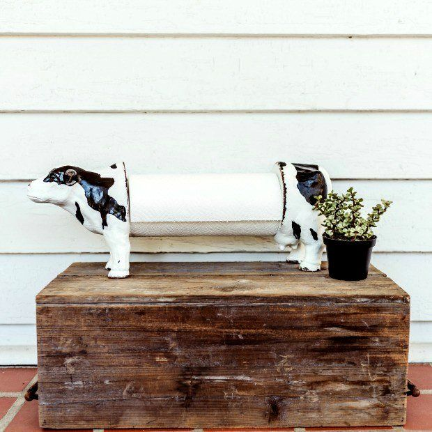 Best 25 Farmhouse Paper Towel Holders Ideas On Pinterest