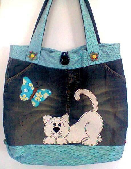 Cute cat lover's bag                                                                                                                                                     Mais                                                                                                                                                                                 Mais