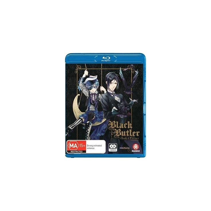 Black Butler: Book of Circus Season 3 (Blu-ray)