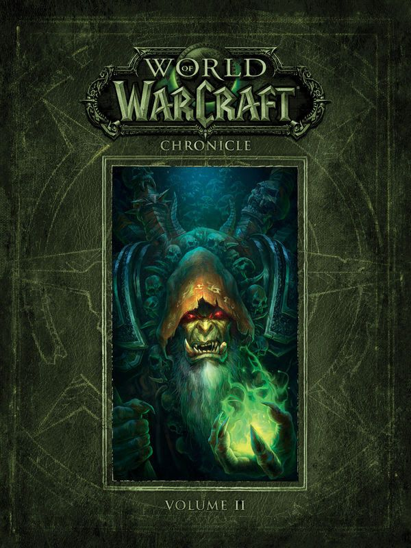 Advance Preview for WORLD OF WARCRAFT CHRONICLE VOLUME 2 HC from Dark Horse Comics #worldofwarcraft #blizzard #Hearthstone #wow #Warcraft #BlizzardCS #gaming