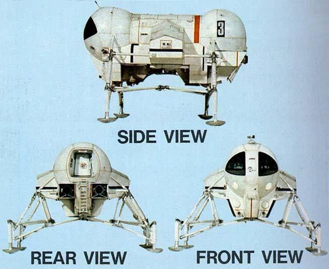 Lunar Transport (Hopper)