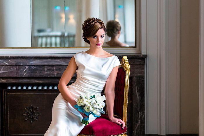 Zauberhaft und verführerisch ist dieses Tiffany Konzept, mit viel Liebe zum Detail entstanden.  ©Christina & Eduard Grjasin Photography #Tiffany #Hochzeit #Konzept #Mint #Orchideen #Brautstrauß  #modern #Elegantes #Brautportrait #Hochzeitskonzept