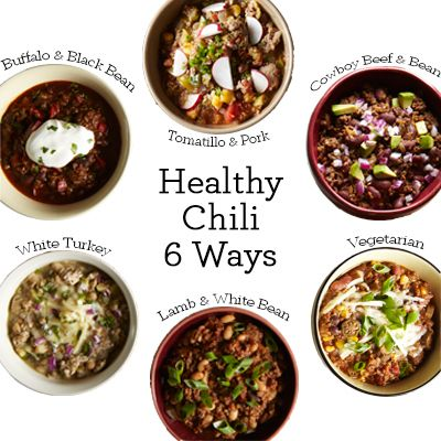 How to Cook Healthy Chili, The Ultimate No-Sweat Party Food