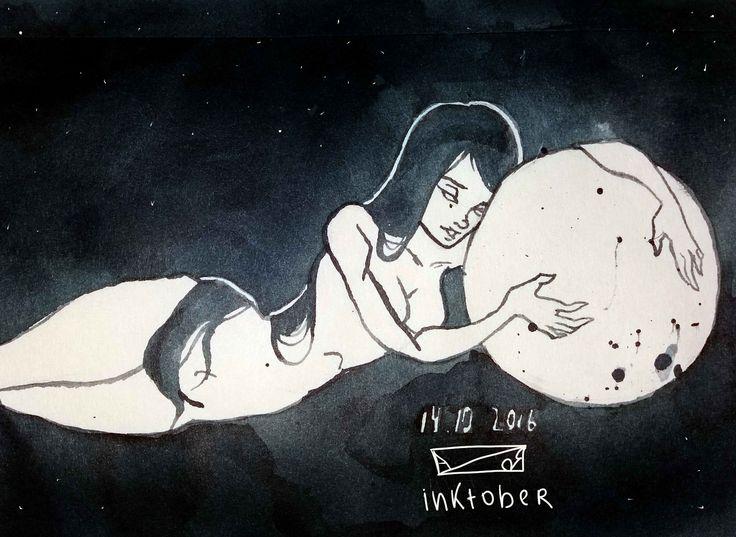 #art #inktober