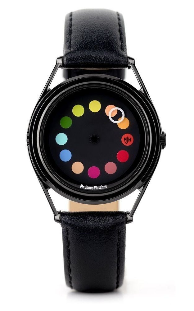 How colorful! The Cyclops Summer Nights by Mr. Jones Watches