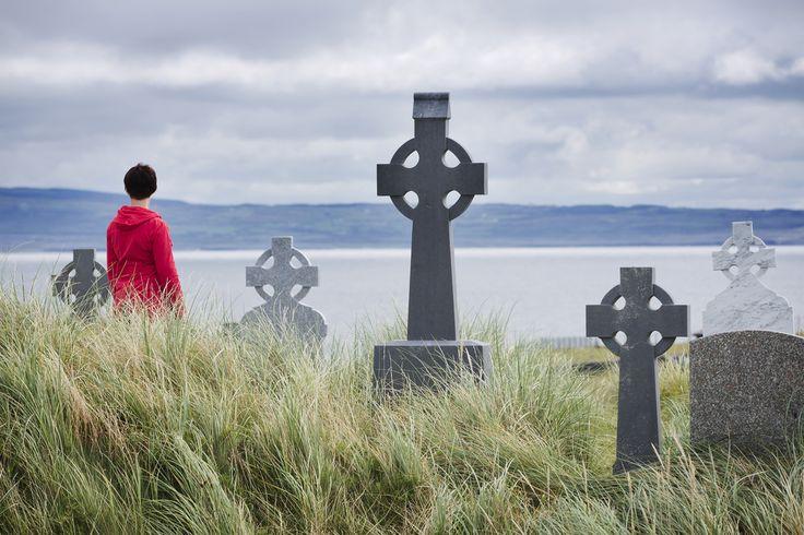 Croix Celtic - Inisheer (Inishoir) Iles d'Aran - Tourism Ireland