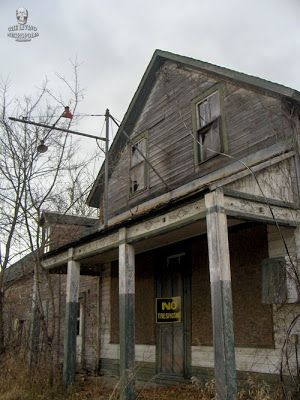 The ghost town of Balaclava, Ontario