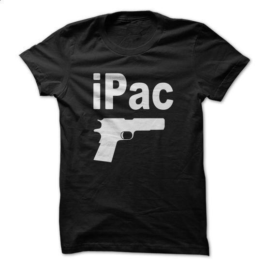 iPac T-Shirt - #cool hoodies for men #wholesale sweatshirts. MORE INFO => https://www.sunfrog.com/Hunting/iPac-T-Shirt.html?60505