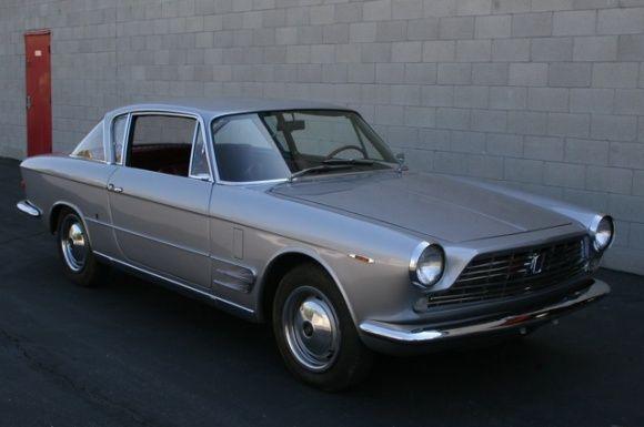 1968 Fiat 2300 Ghia Coupe