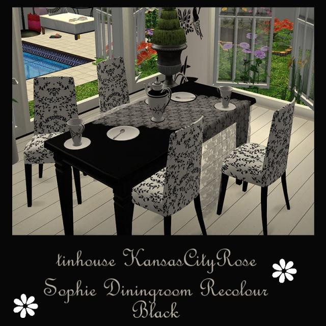 Tinhouse - Tinhouse Recolour Sophie Dining