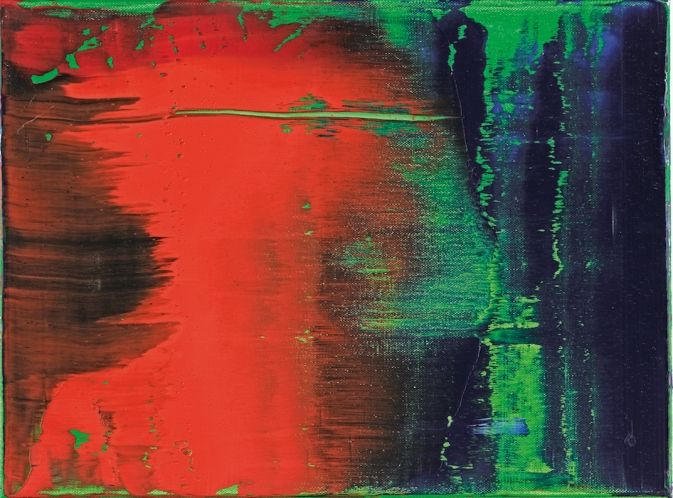 gerhard richters abstract painting essay Find this pin and more on / gerhard richter systems  gerhard richter abstract paintings auctioned in i  2013 information and compilation of critical essays.