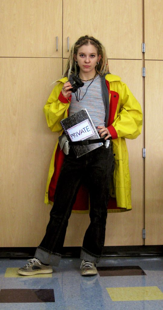 Harriet the Spy. 20 Feminist Halloween Costumes