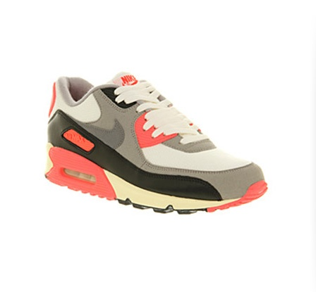Why Fashion Girls are Flocking to Foot Locker: Nike Air Max 90, $180