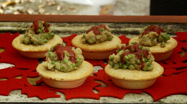 Christmas Meat Pies  http://www.thefilmbakery.com/blog/12-tastes-of-christmas-down-under