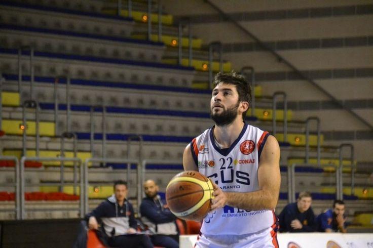 Serie B girone D, Fabio Bastoni della Casa Euro Taranto presenta la decisiva gara di domani a Bisceglie