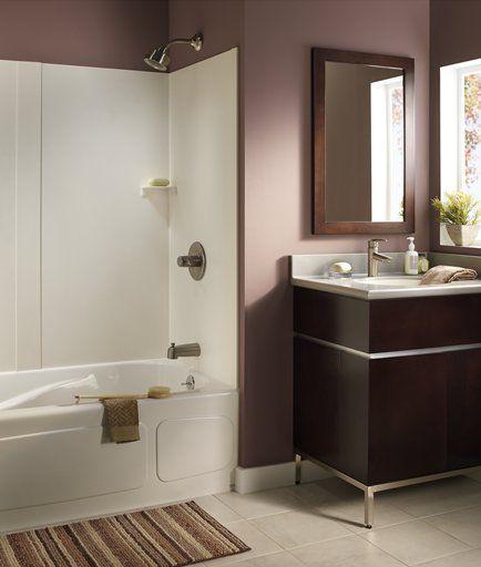 Corian Bathroom Sinks And Countertops: 36 Best Corian® Bathrooms Images On Pinterest