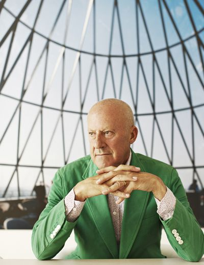 Norman Foster, architecte
