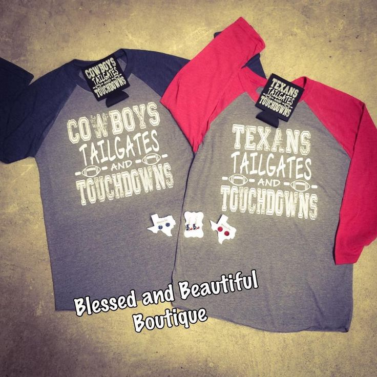 Custom Football Shirts - Tailgates and Touchdowns