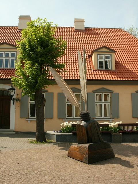 International Writers' and Translators' House - Ventspils, Kurzeme (Courland) region of Latvia