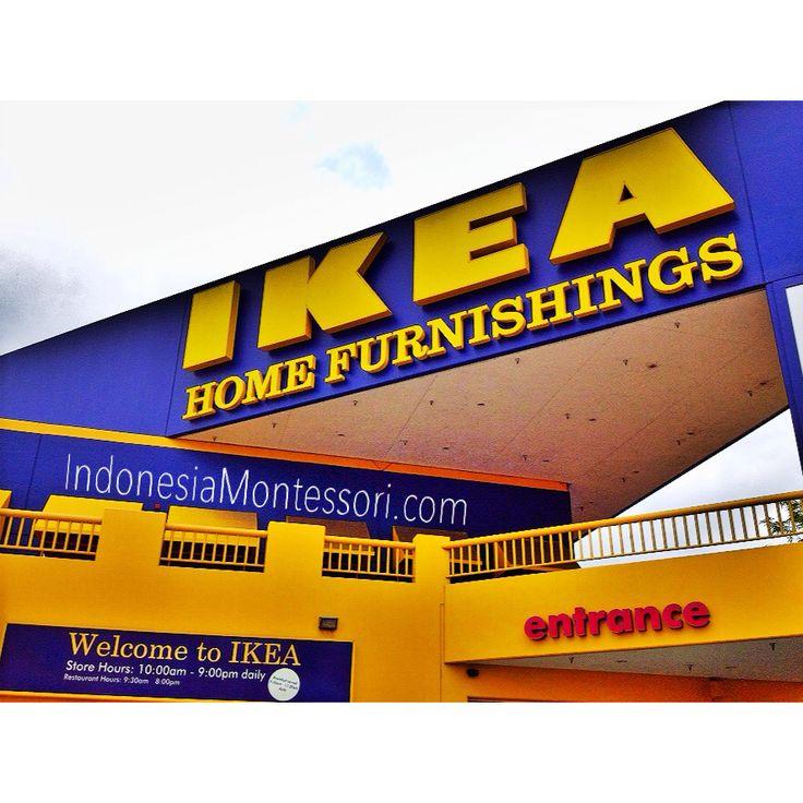 Ide Menata Kamar & Ruang Main anak the Montessori Way (Tur ke IKEA Bagian 2)