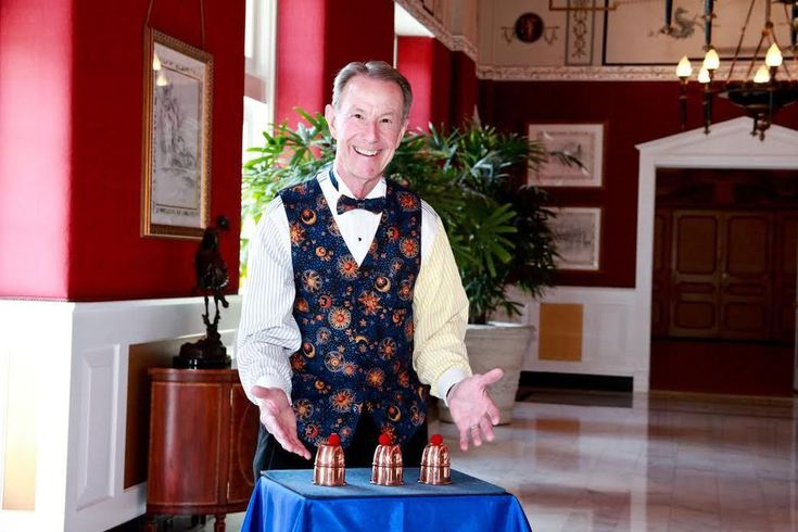 Richard Bowman, a Penn State alumnus, is the 2017-2018 National President of the Society of American Magicians—an organization founded by Harry Houdini.