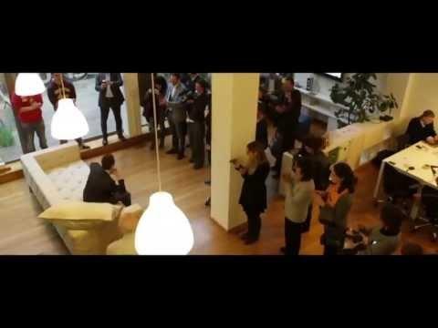 FuoriSalone Ventura Lambrate Cocreation of #divanoXmanagua sofa - WorkSession #6 - 11/4/2013