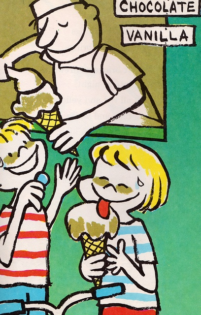 summer: illustrated by roy mckie, 1963 So comfortably Simple and familiar