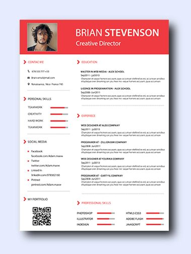 Modern Pink | remarkably smart resume templates Simple to Edit | Microsoft Word Ready | Creative Designs
