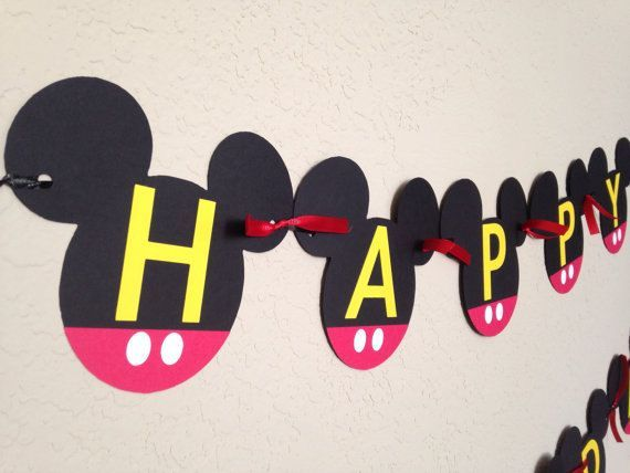 mickey mouse decorations | ... Mickey Mouse Party, Mickey Mouse Birthday, Mickey Mouse Decorations