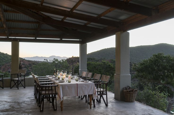 There's nothing quite like it: Camp Karoo completes the African farmhouse romance www.perfecthideaways.co.za #hideaway #malariafree #bush #selfcatering #escape #Africangame