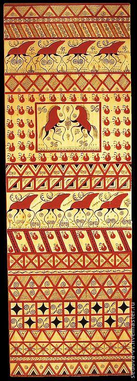 dba20600193--russkij-stil-mezenskaya-rospis-panno.jpg (276×768)